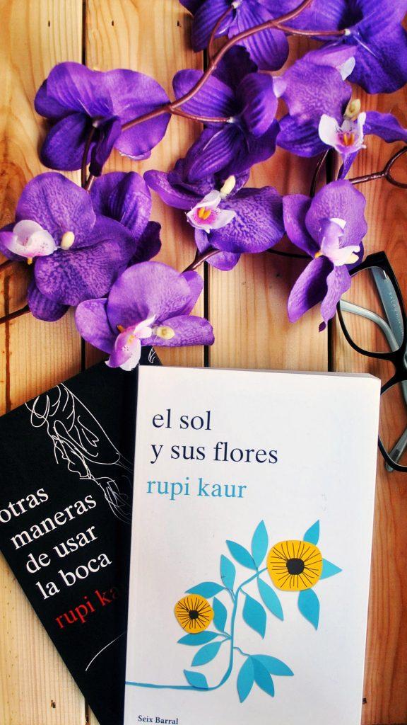 flatlay-libros-rupi-kaur